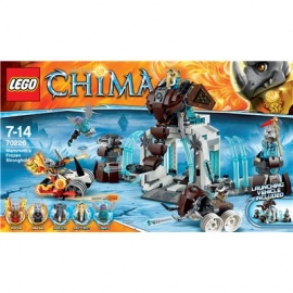 LEGO Legends of Chima - 70226 Die Eisfestung der Mammuts