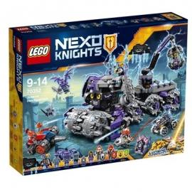 LEGO Nexo Knights - 70352 Jestros Monströses Monster-Mobil (MoMoMo