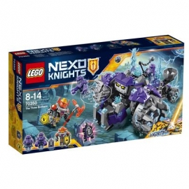 LEGO Nexo Knights - 70350 Triple-Rocker