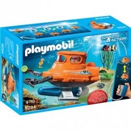 Playmobil® 9234 - Sports and Action - U-Boot mit Unterwassermotor
