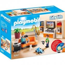 Playmobil® 9267 - City Life - Wohnzimmer
