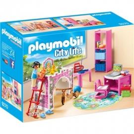Playmobil® 9270 - City Life - Fröhliches Kinderzimmer