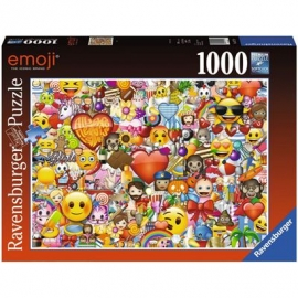 Ravensburger Puzzle - Emoji, 1000 Teile