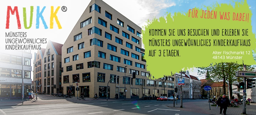 Münsters Ungewöhnliches Kinderkaufhaus