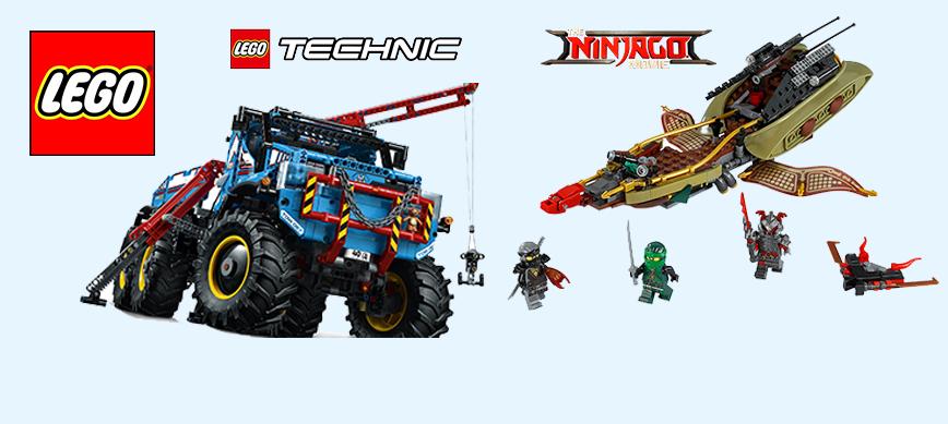 LEGO® Neuheiten!