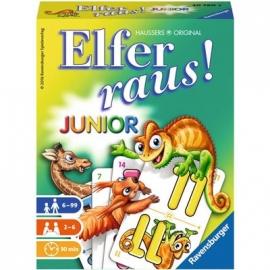 Ravensburger Spiel - Elfer raus! Junior
