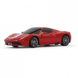 Jamara - Ferrari 458 Speciale A 1:24, rot, 40 MHz
