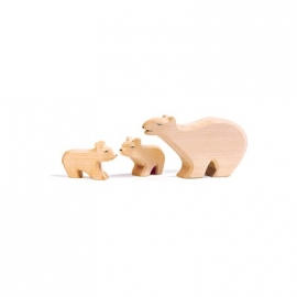 Eisbär, klein (Hals kurz)