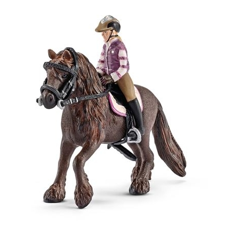 Schleich - World of Nature - Farm Life - Reitsets - Ponyreitset