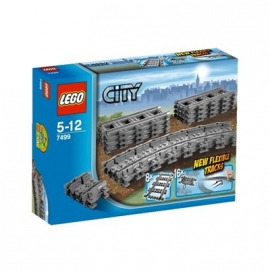 LEGO® City - 7499 Flexible Schienen