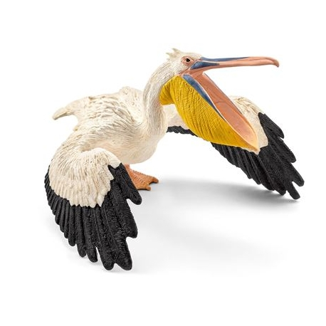 Schleich - World of Nature - Wild Life - Afrika - Pelikan