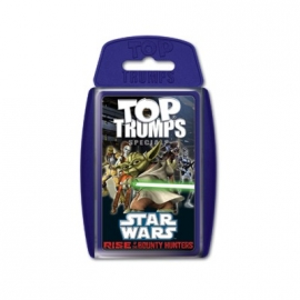 Winning Moves - Top Trumps Star Wars™ Rise of the Bounty Hunters