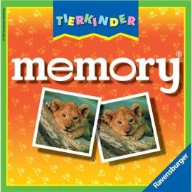 Ravensburger Spiel - Tierkinder memory
