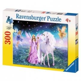 Ravensburger Puzzle - Magisches Einhorn, 300 XXL-Teile
