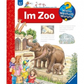 Ravensburger Buch - Wieso? Weshalb? Warum? - Im Zoo