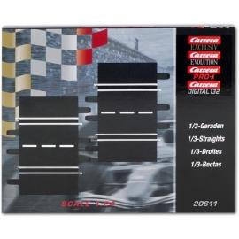 Carrera Exclusiv / Evolution - 1/3 Gerade