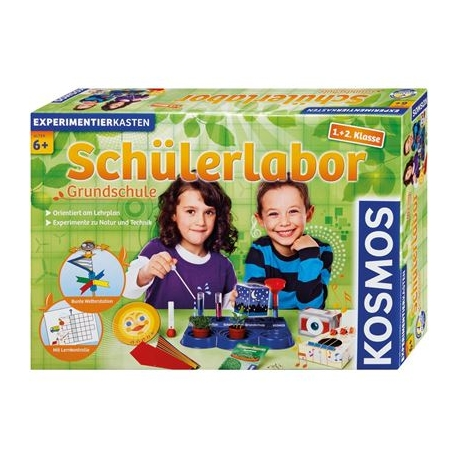 KOSMOS - Schülerlabor Grundschule 1./2. Klasse