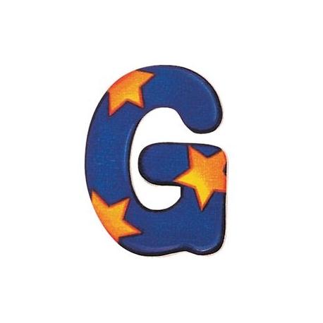 Selecta - Alphabet G - farbenfrohe Buchstaben