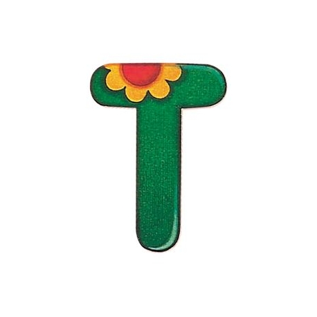 Selecta - Alphabet T - farbenfrohe Buchstaben