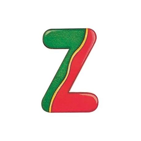 Selecta - Alphabet Z - farbenfrohe Buchstaben