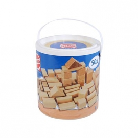 HEROS - Natur Holzbausteine 50