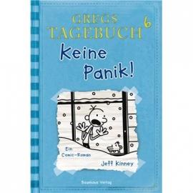 Baumhaus - Gregs Tagebuch 6 – Keine Panik!