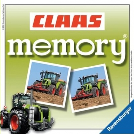 Ravensburger Spiel - CLAAS memory