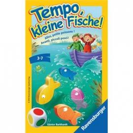 Ravensburger Spiel - Mitbringspiel Tempo, kleine Fische!