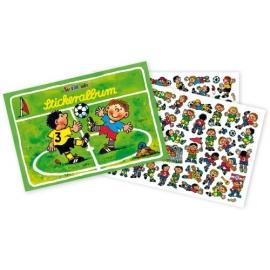 Stickerbuch Fussball
