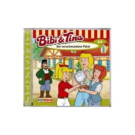 KIDDINX - CD Bibi und Tina … Der verschwundene Pokal (Folge 55)