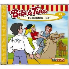 KIDDINX - CD Bibi und Tina … Die Wildpferde, Teil 1 (Folge 13)