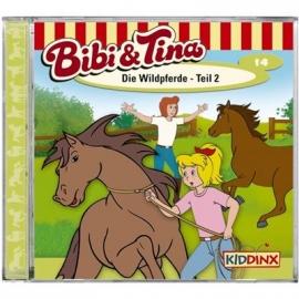 KIDDINX - CD Bibi und Tina … Die Wildpferde, Teil 2 (Folge 14)