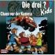 Europa - Die drei ??? Kids CD Chaos vor der Kamera, Folge 4