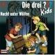 Europa - Die drei ??? Kids CD 8 Nacht unter Wölfen