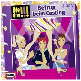 Europa - Die drei !!! CD Betrug beim Casting, Folge 2