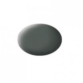 Revell - Aqua Color olivgrau, matt, 18 ml
