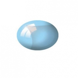 Revell - Aqua Color blau, klar, 18 ml