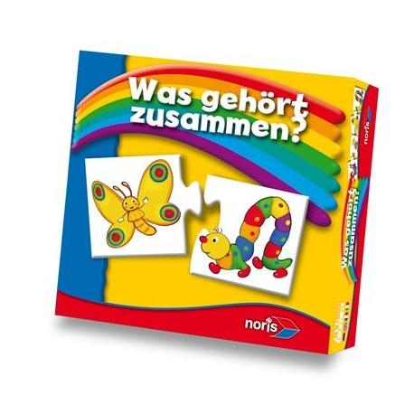Noris Spiele - Was gehört zusammen?