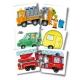 Noris Spiele - Fahrzeuge-Puzzle