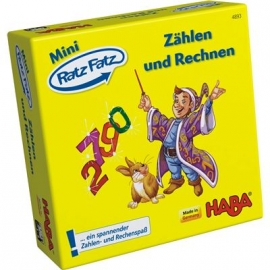 HABA - Mini Ratz Fatz: Zählen und Rechnen