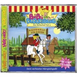 KIDDINX - CD Bibi Blocksberg … Der Reiterhof, Teil 2 (Folge 44)