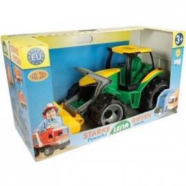 Lena - Starke Riesen - Traktor mit Frontlader, grün