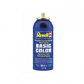 Revell - Basic-Color, Grundierungsspray 150 ml