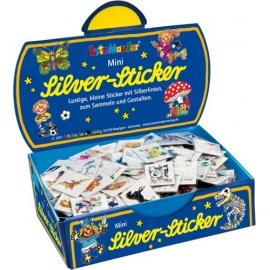 Silver-Sticker-Set