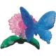 Jeruel Industrial - Crystal Puzzle, Schmetterling