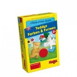 HABA - Meine ersten Spiele - Teddys Farben und Formen