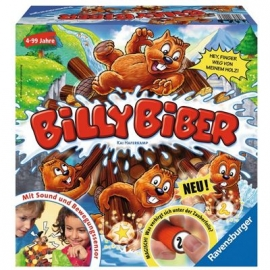 Ravensburger Spiel - Billy Biber