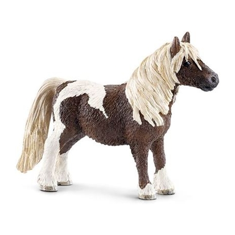 Schleich - World of Nature - Farm Life - Pferde - Shetland Pony Wallach