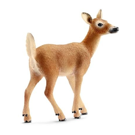 Schleich - World of Nature - Wild Life - Amerika - Weißwedelkuh
