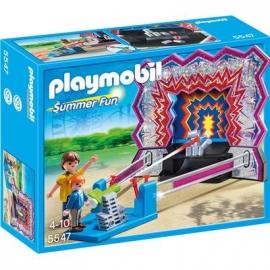 PLAYMOBIL® - Summer Fun - Dosen-Schießbude